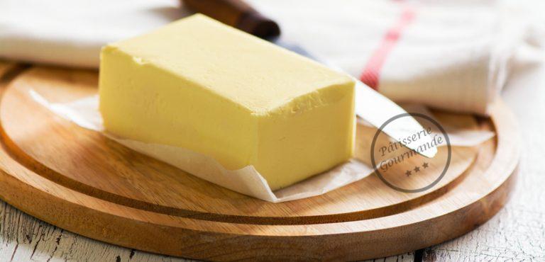 remplacer le beurre en patisserie