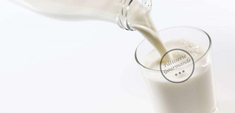 remplacement du lait