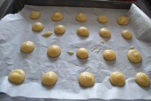 pâte pocher en macarons