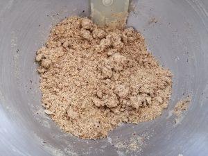 beurre amalgamer aux poudres