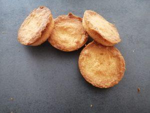 Palet breton amandes