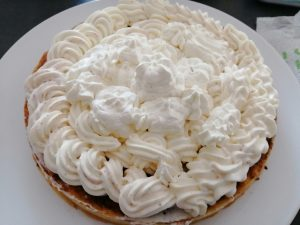 crème chantilly pocher