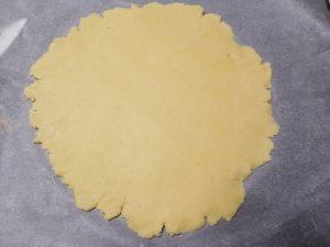 pâte étaler au rouleau