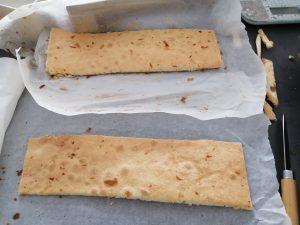 rectangle de biscuit