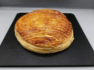 Galette pistache- framboise