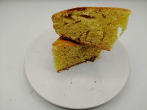 gâteau Italien citron